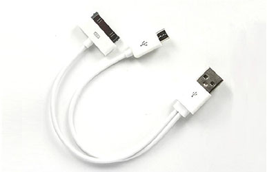 Charger signal cable