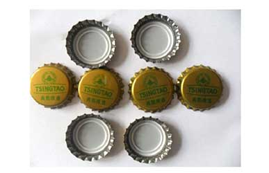 啤酒瓶盖内垫