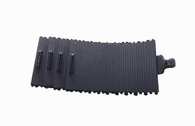 Storage lattice roller shutter